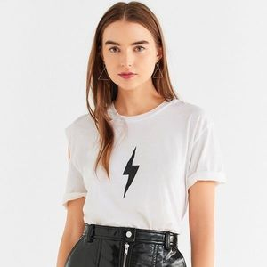 URBAN OUTFITTERS x TRULY MADLY DEEPLY ⚡️ bolt tee